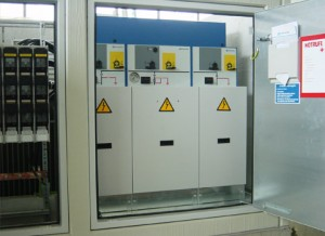 IVR Medium Voltage Switchgear
