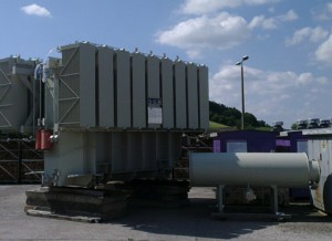 IVR Power Transformers