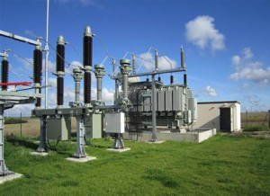 IVR Electrical Substation