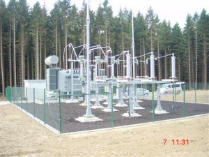 Management of electrical substations IVR Energy 03